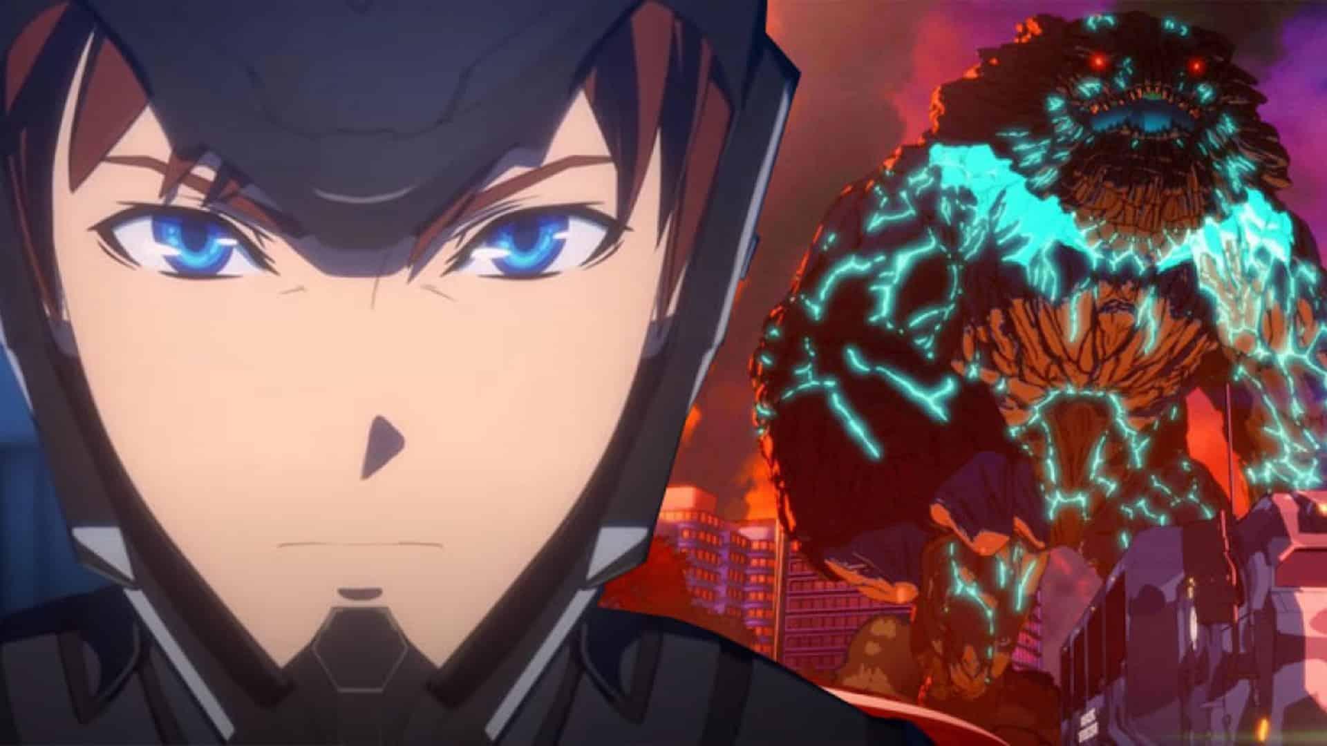anime Pacific Rim: The Black