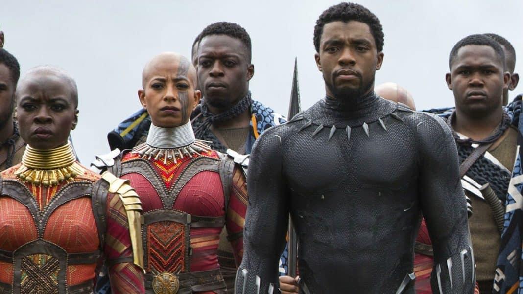 Wakanda seriál