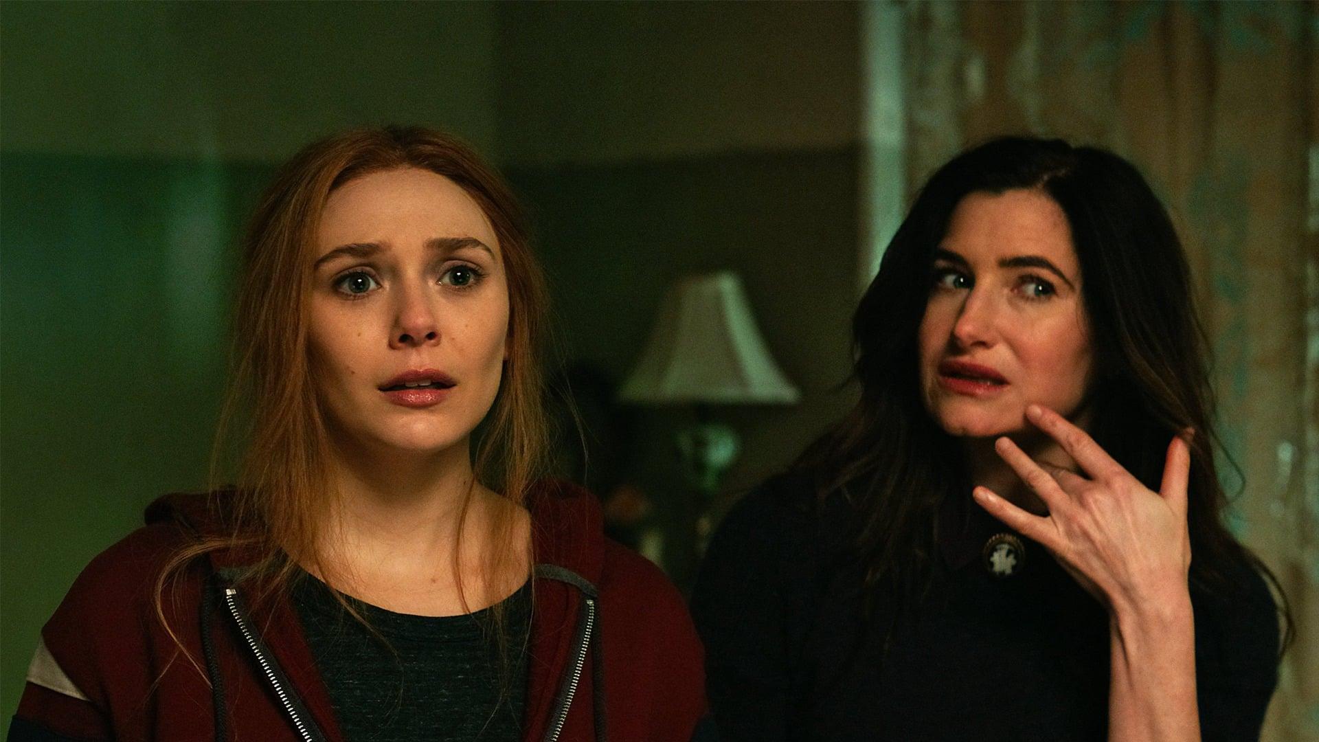 potitulková scéna ôsmej epizódy WandaVision