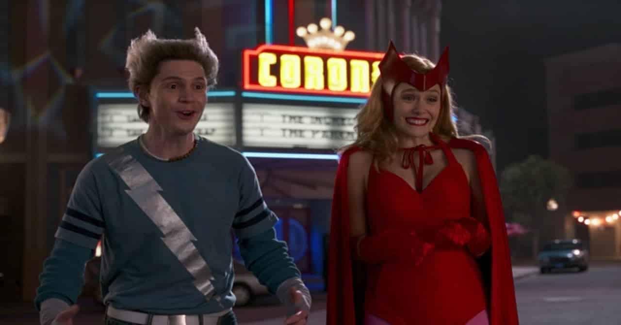 WandaVision Wanda a Pietro