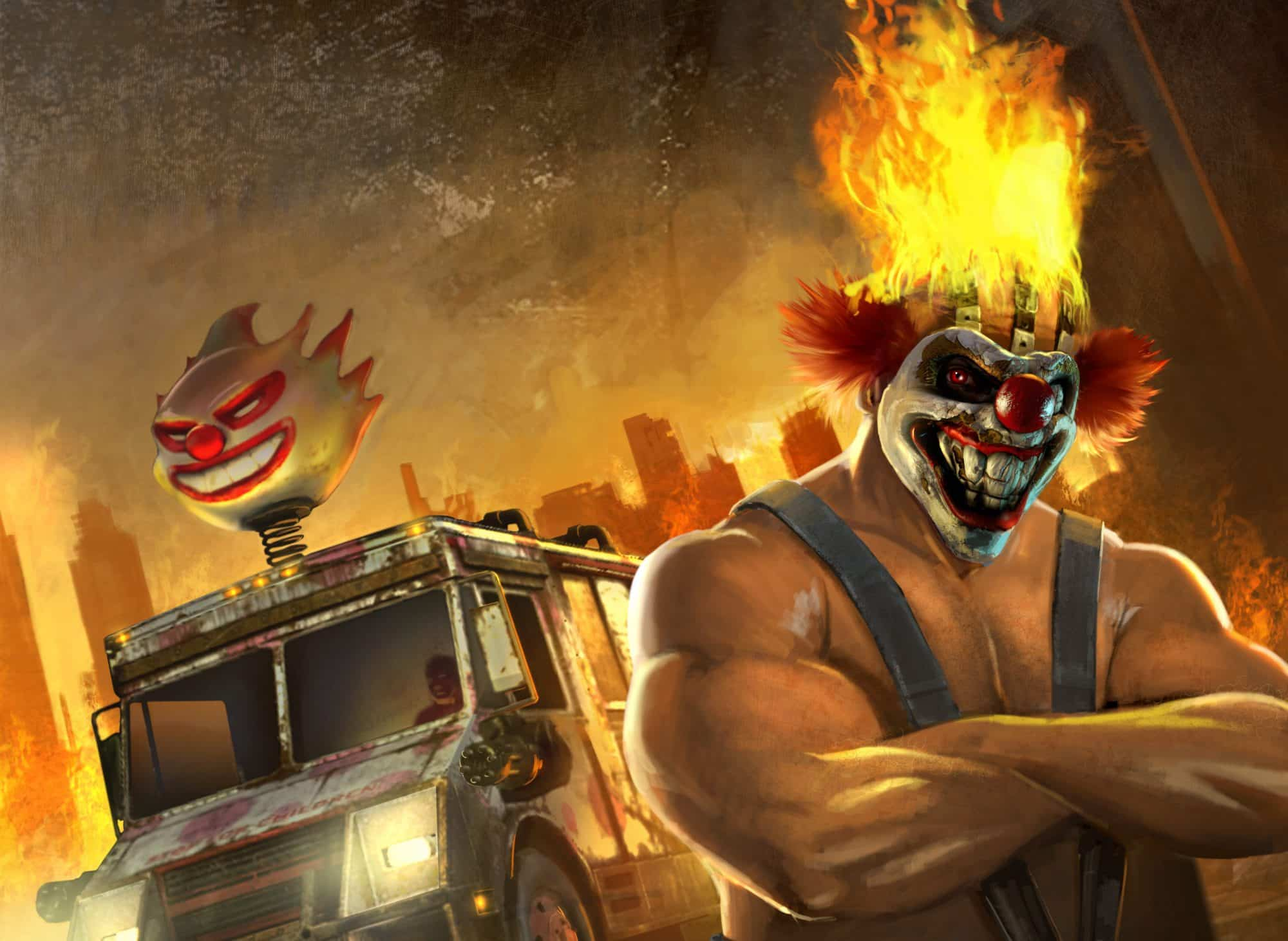 twisted metal sweeth tooth