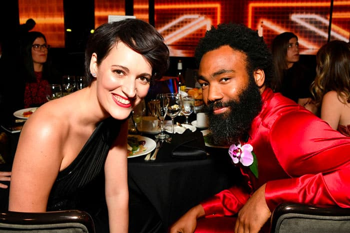 Donald Glover Phoebe Waller-Bridge