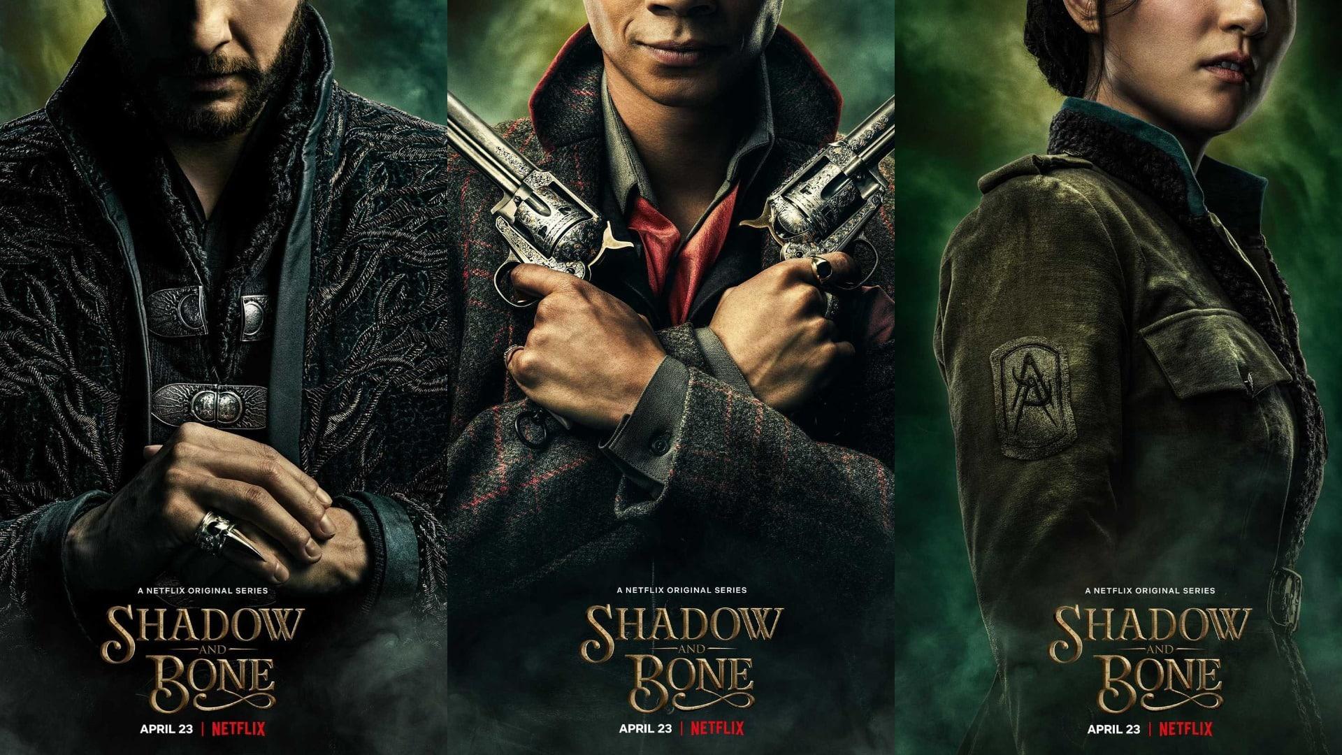 Shadow and Bone seriál