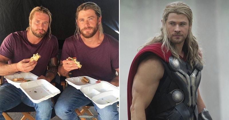 Chris Hemsworth dablér