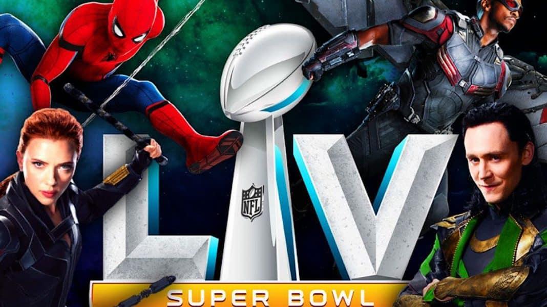 Super Bowl 2021 trailery