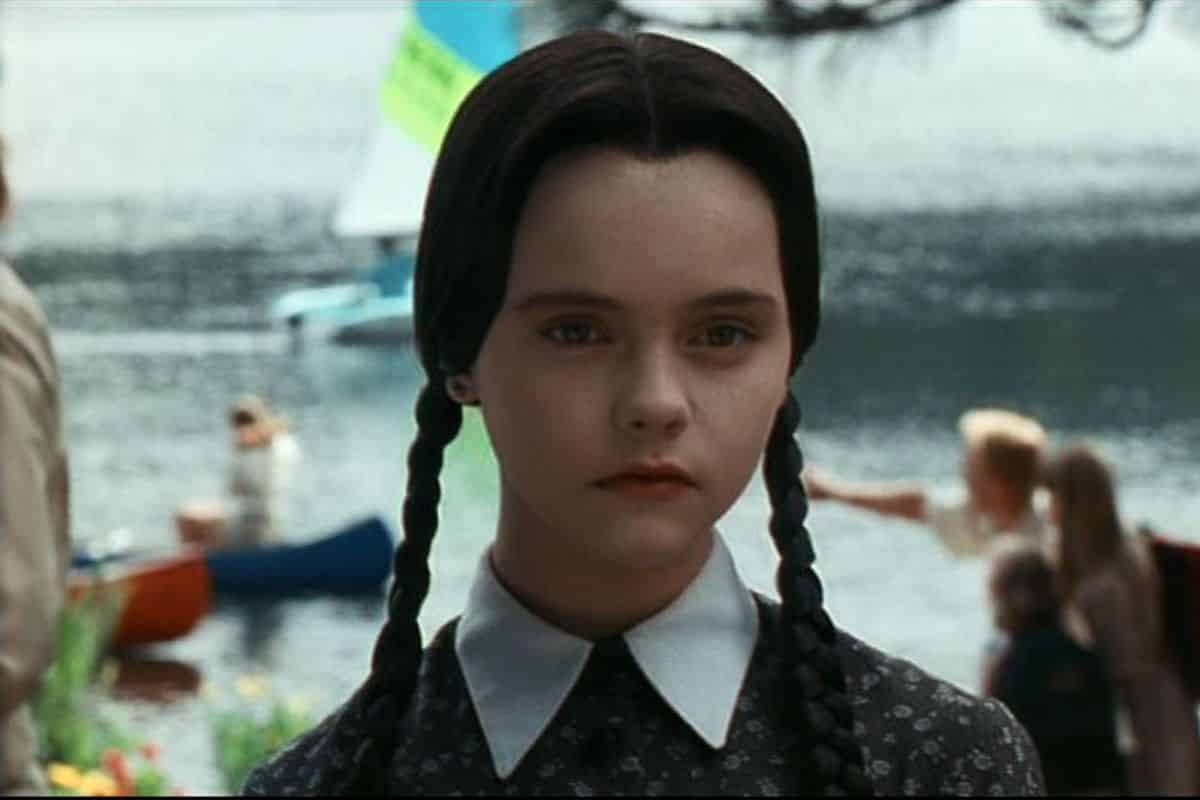 Wednesday Netflix Tim Burton