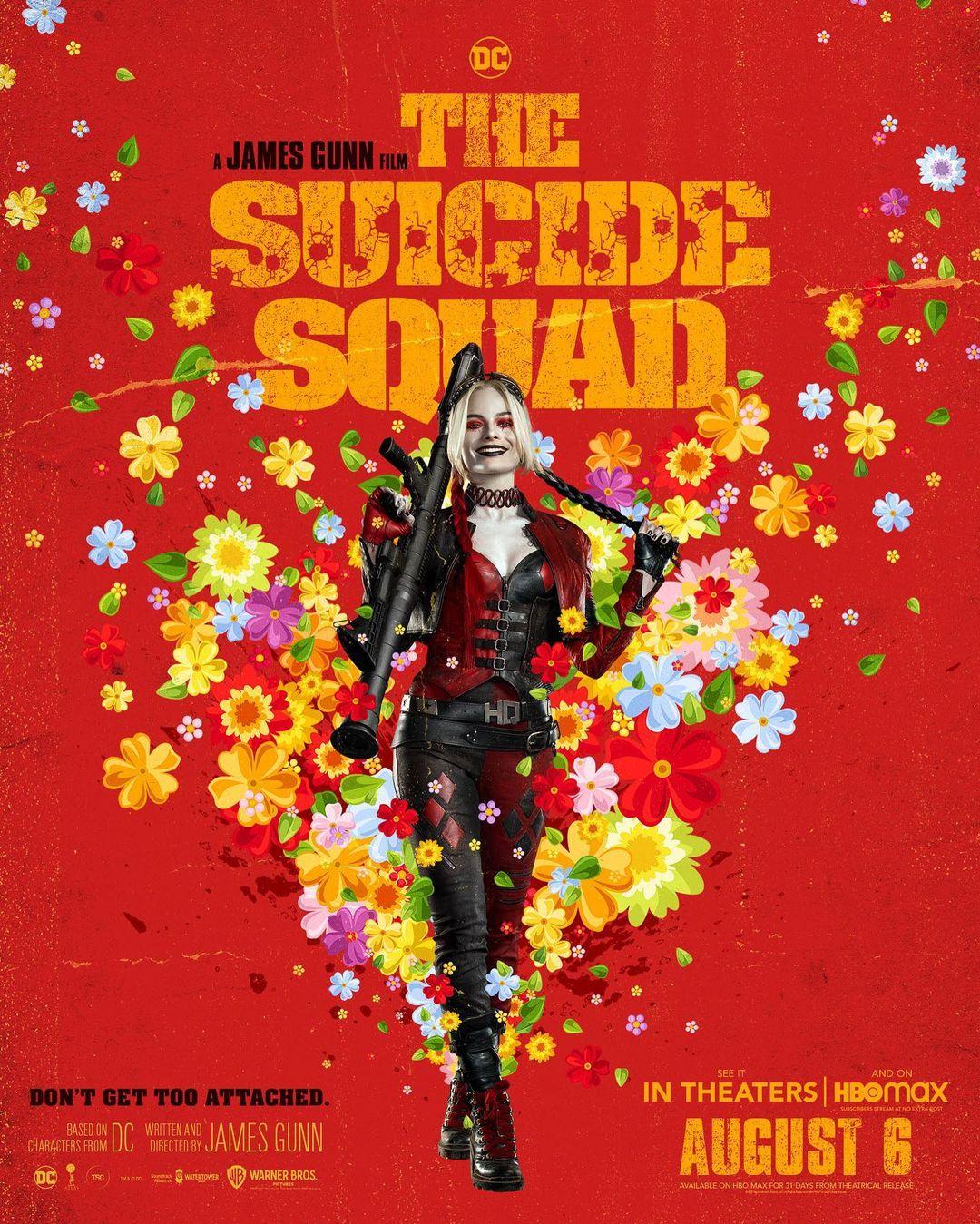 Margot Robbie ako Harley Quinn