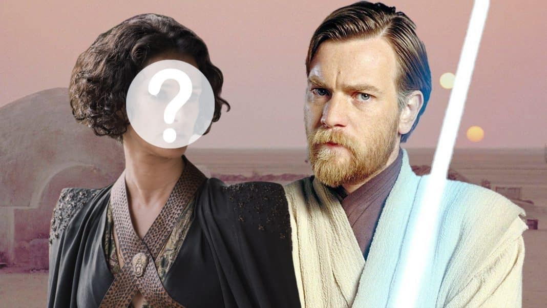 Obi-wan kenobi seriál