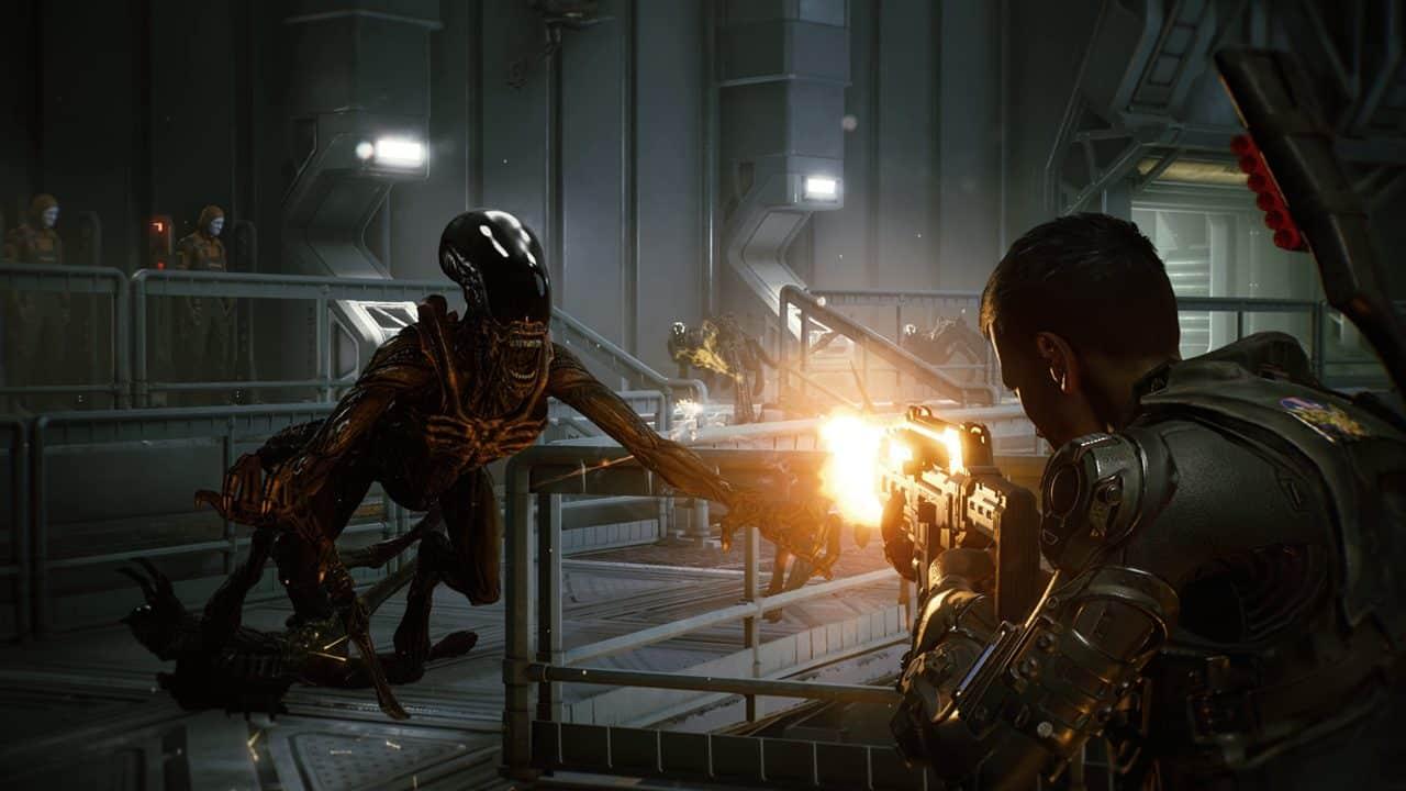Aliens: Fireteam trailer
