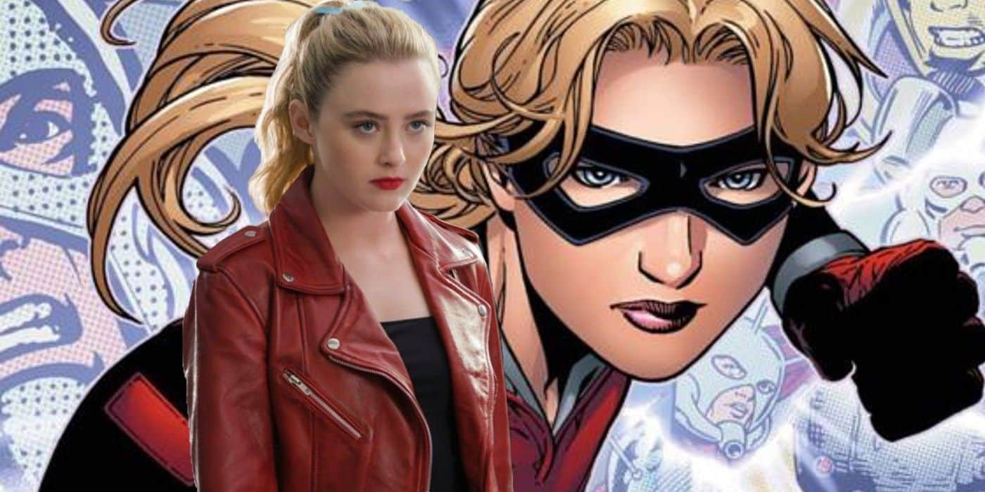 Cassie Lang Young Avengers v MCU