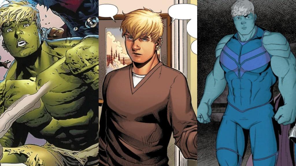 Hulkling Young Avengers v MCU