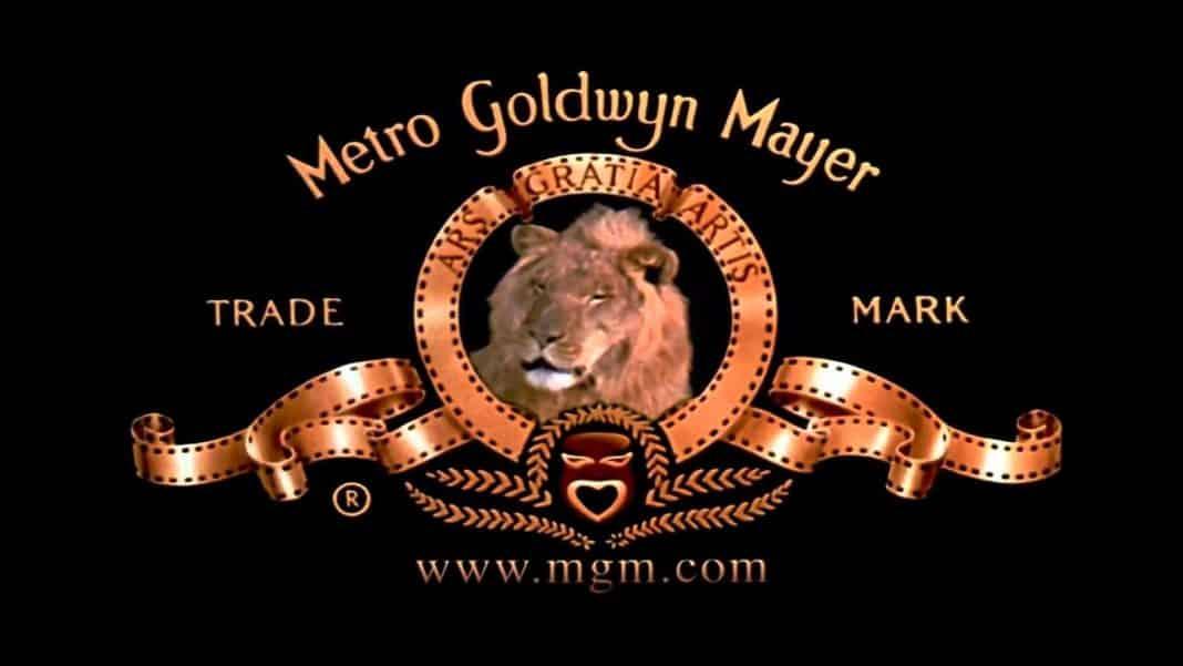Nové logo MGM