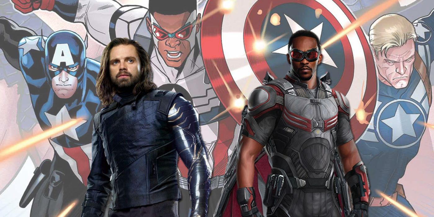 Prvé Dojmy The Falcon and the Winter Soldier - pilot