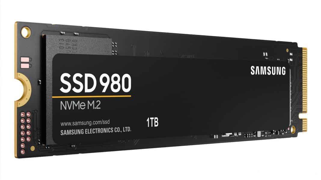 SSD disk Samsung 980