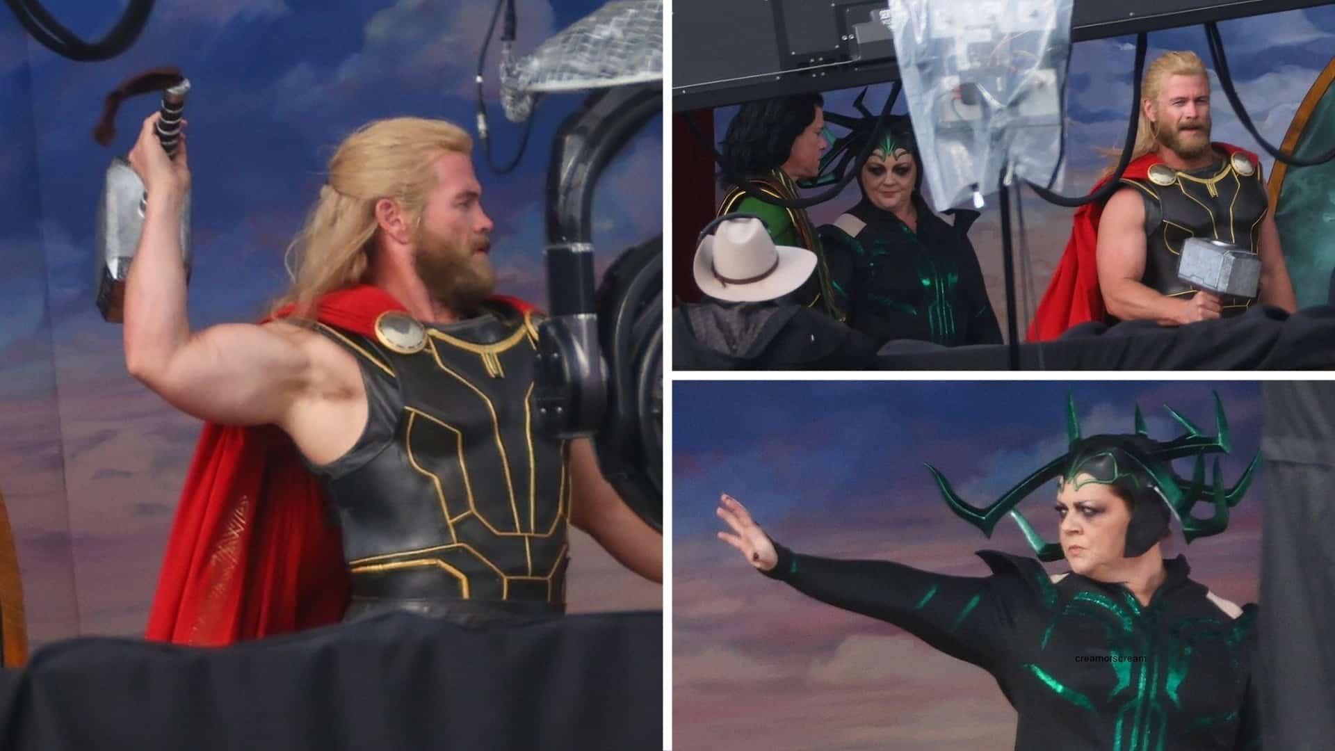 Thor: Love and Thunder MCU