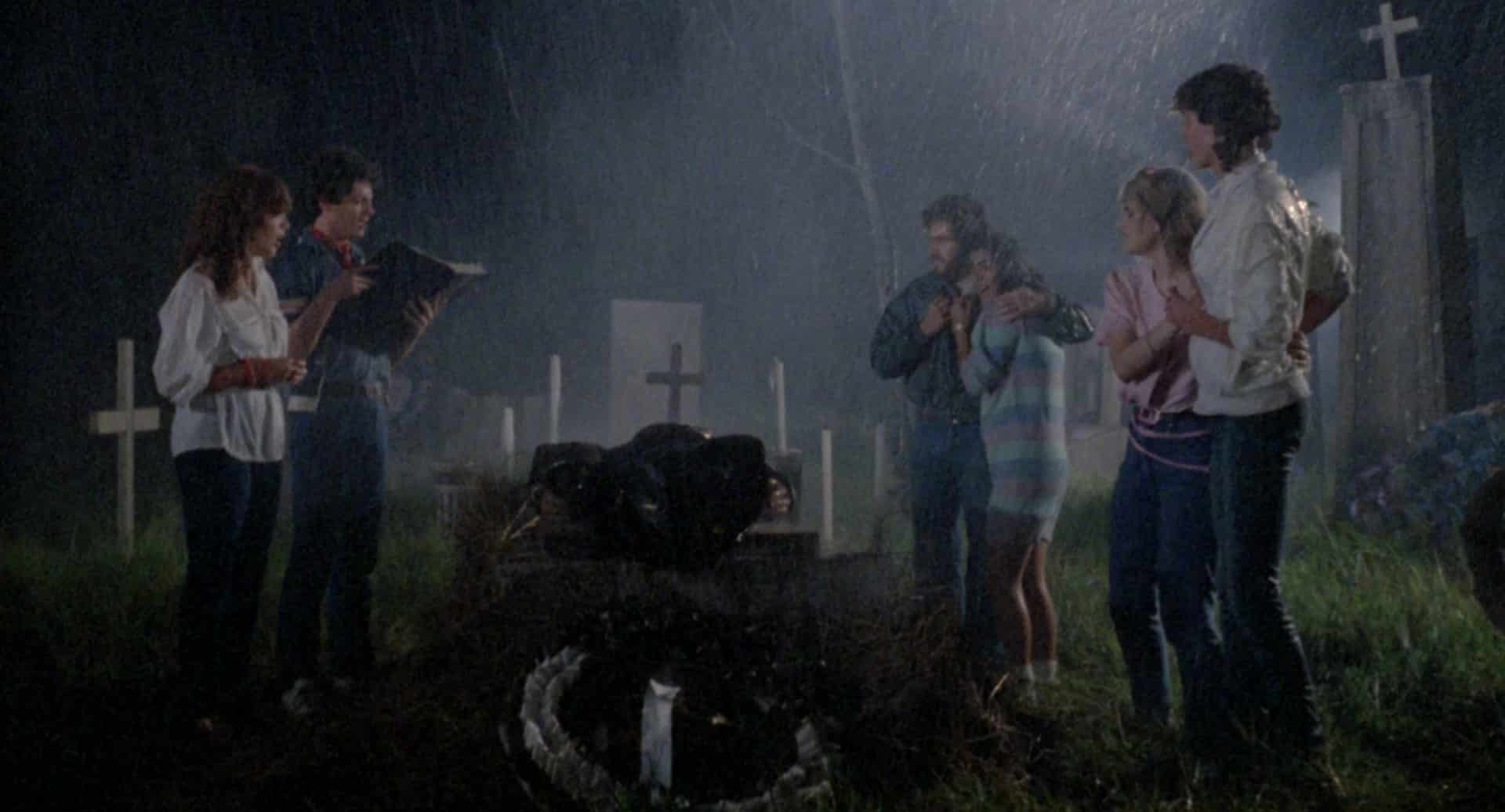 Cementerio del terror TOP 5 staré horory