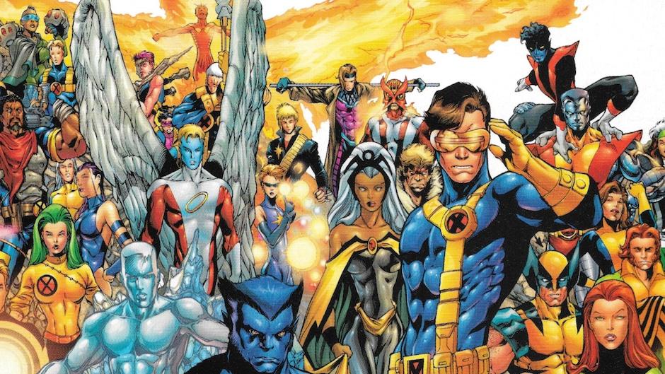 The Mutants Marvel