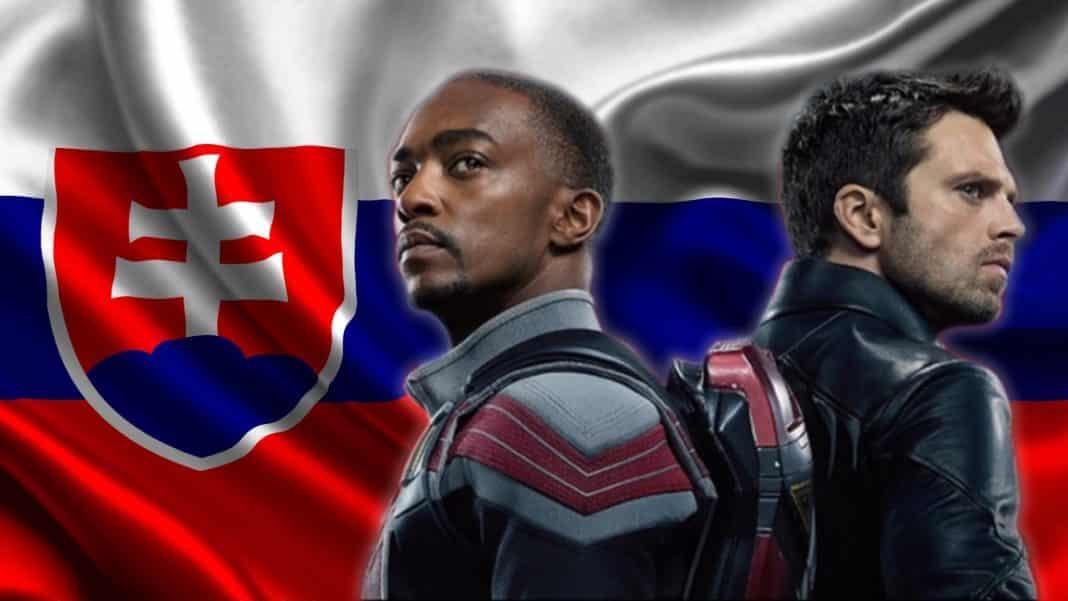 Falcon Winter Soldier Slovensko