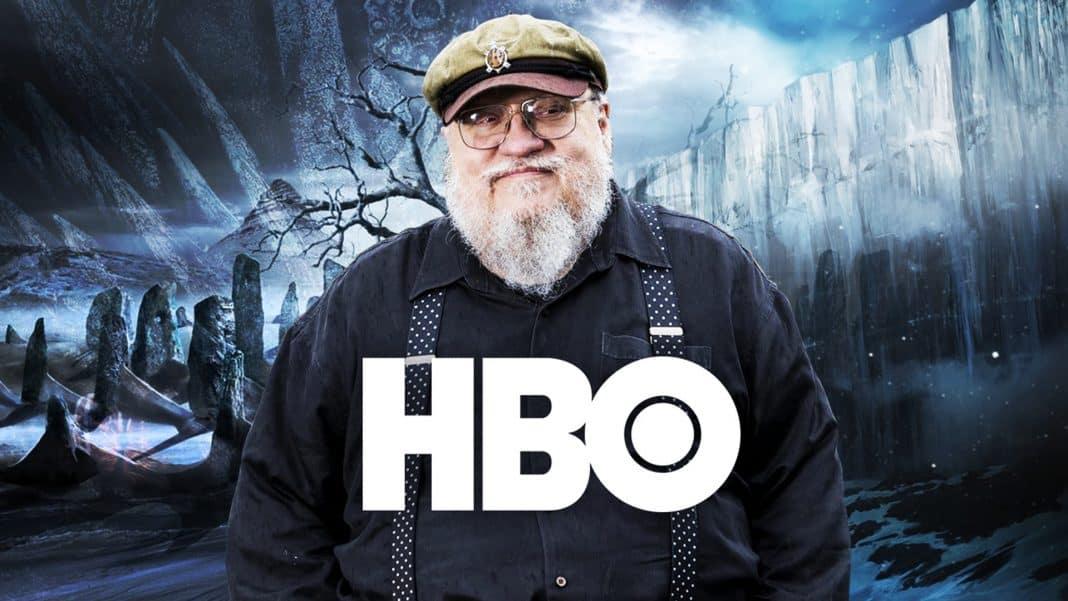 George R R Martin HBO