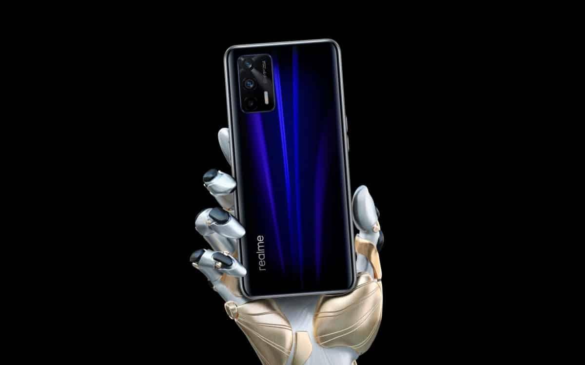 Realme GT smartfón