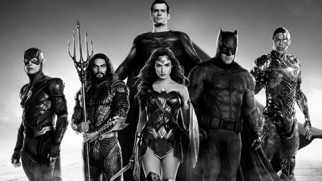 pokračovanie Justice League