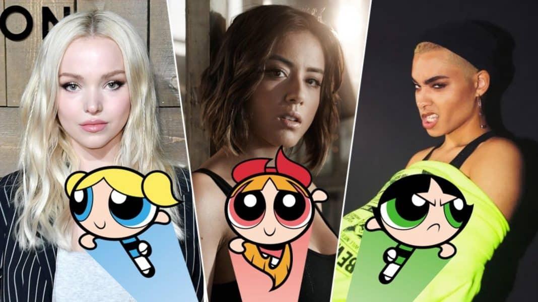 Powerpuff Girls obsadenie