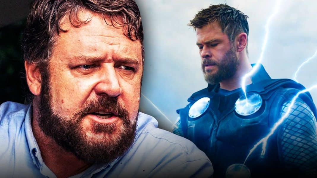 russell crowe thor
