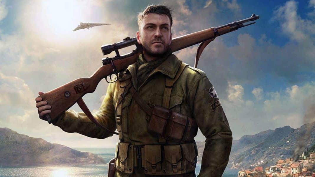 Sniper Elite film