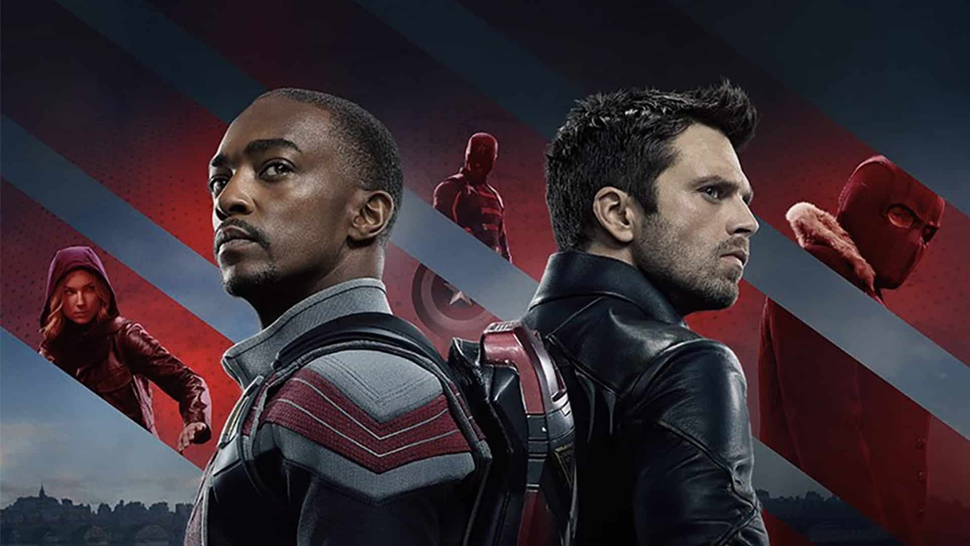 Falcon and winter soldier finálny trailer