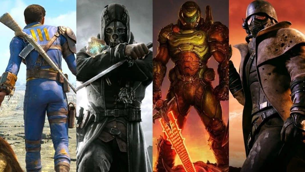 Bethesda Games Xbox Game Pass