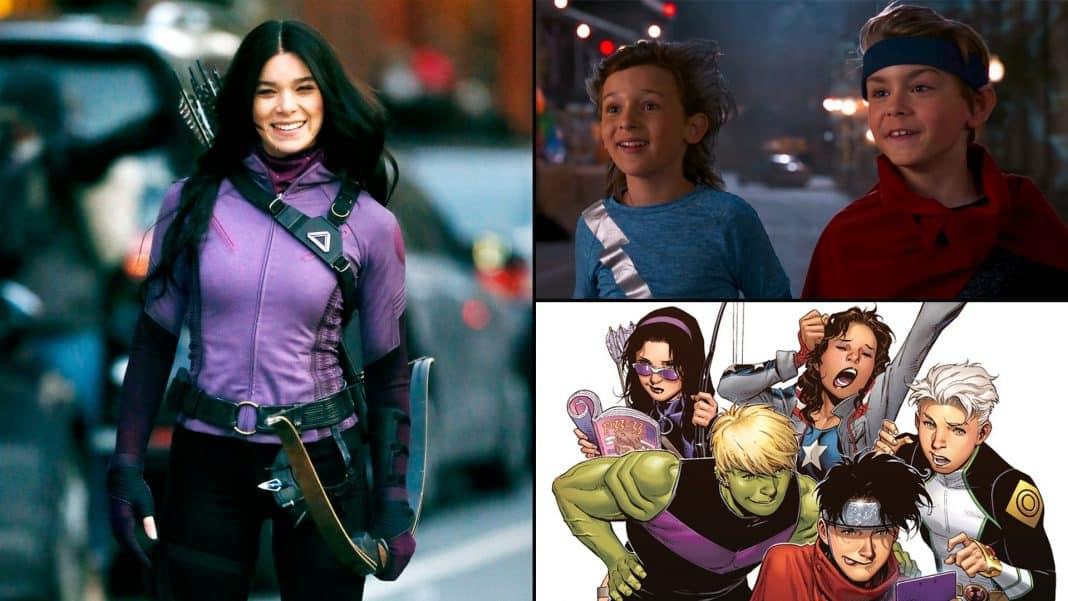 Young Avengers v MCU