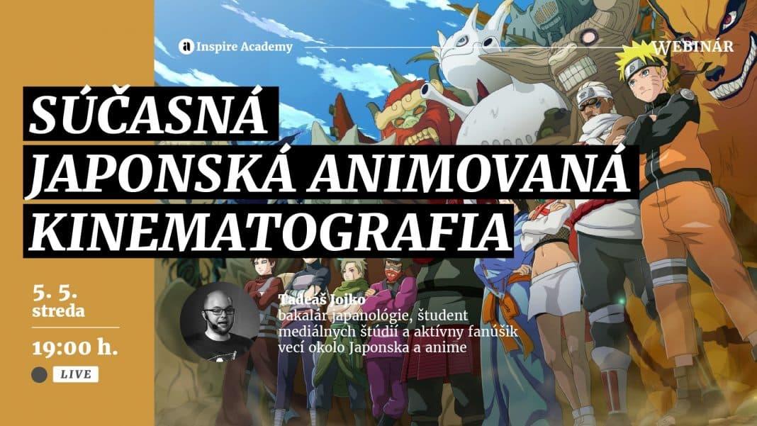 Súčasná japonská animovaná kinematografia
