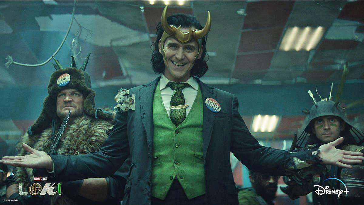 Loki plagát trailer MCU
