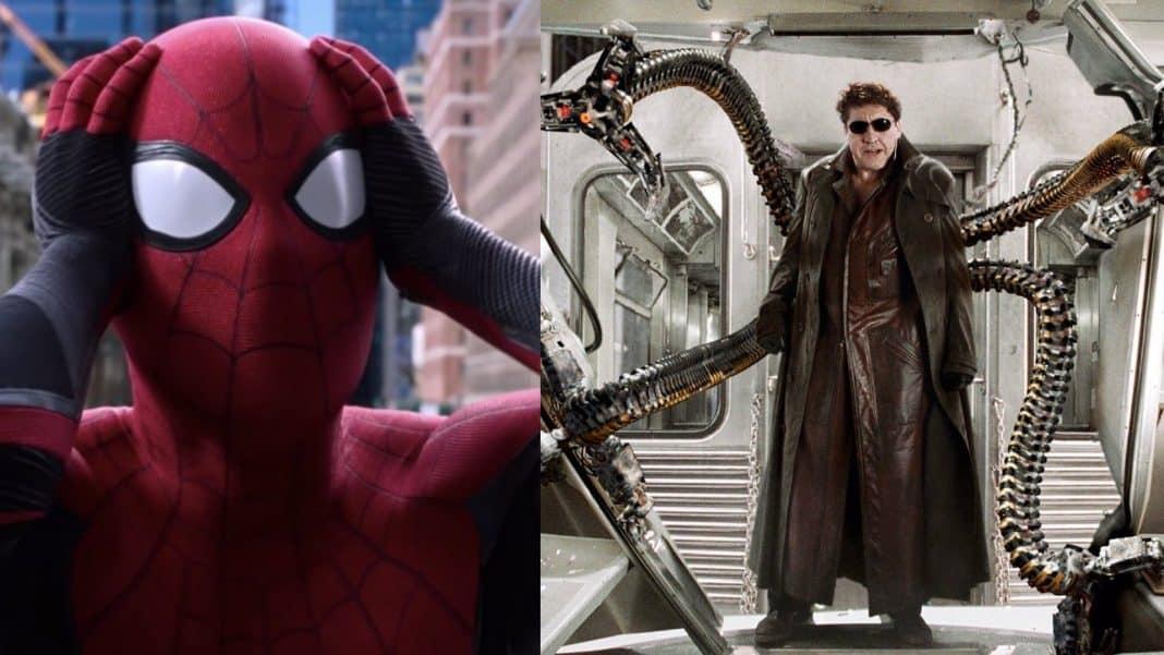 Doctor Octopus Spider-Man: No Way Home