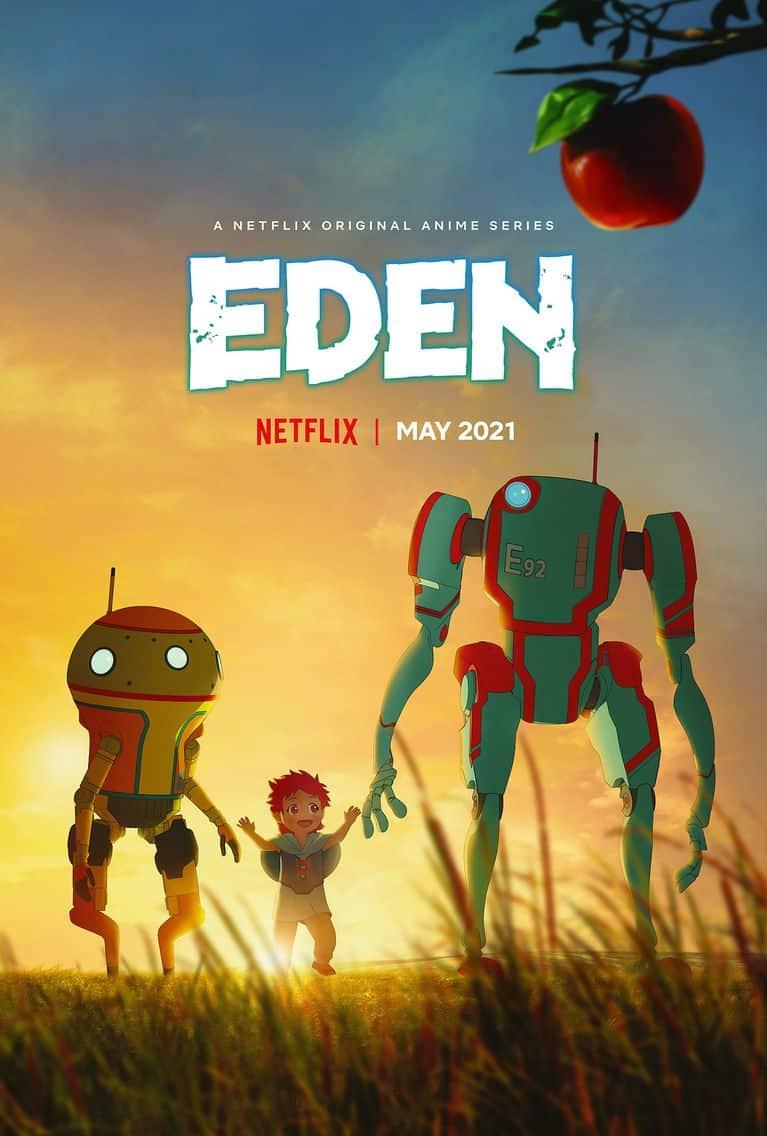 Netflix Eden plagát