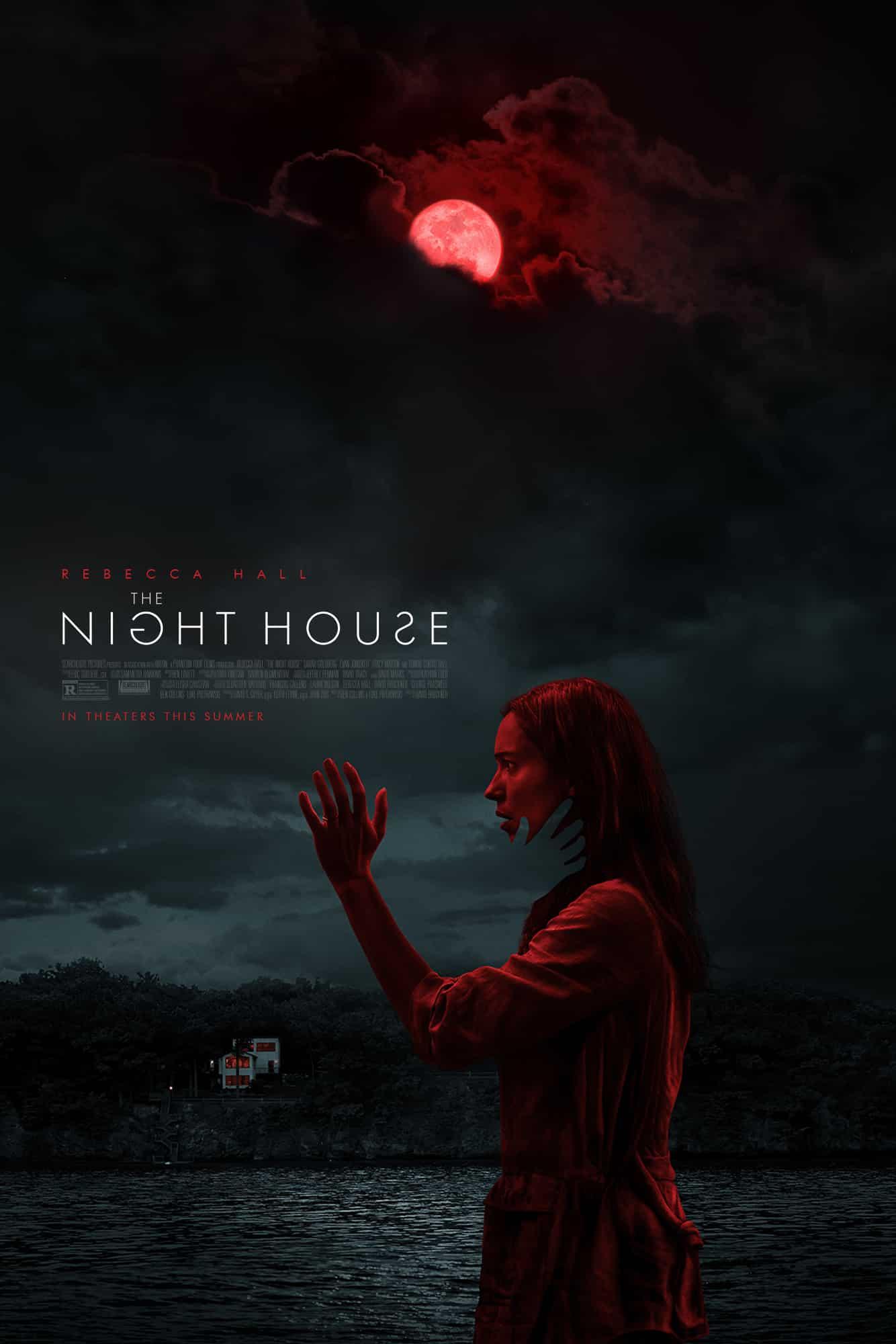 The Night House trailer plagát