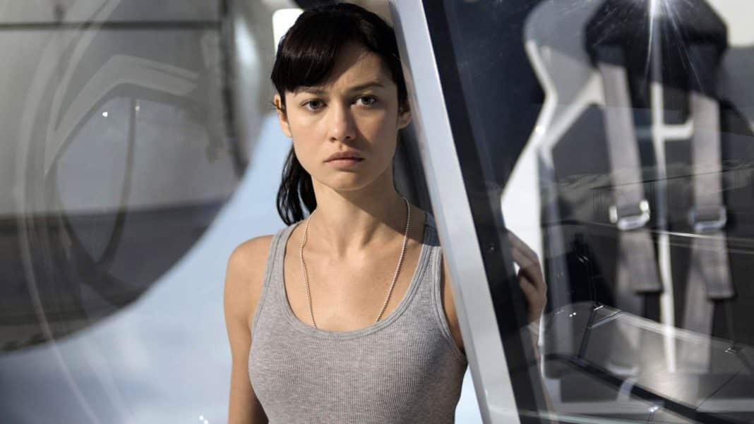 Olga Kurylenko vo filme Black Widow