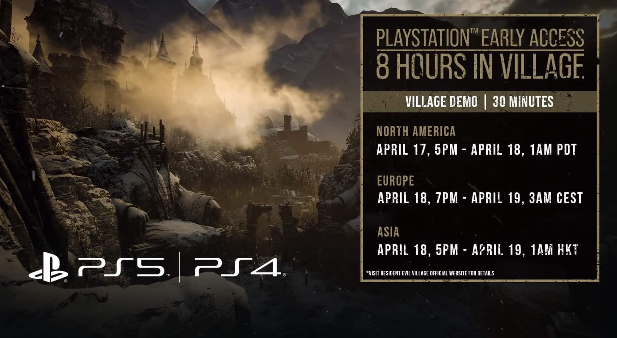Village Demo pre PlayStation