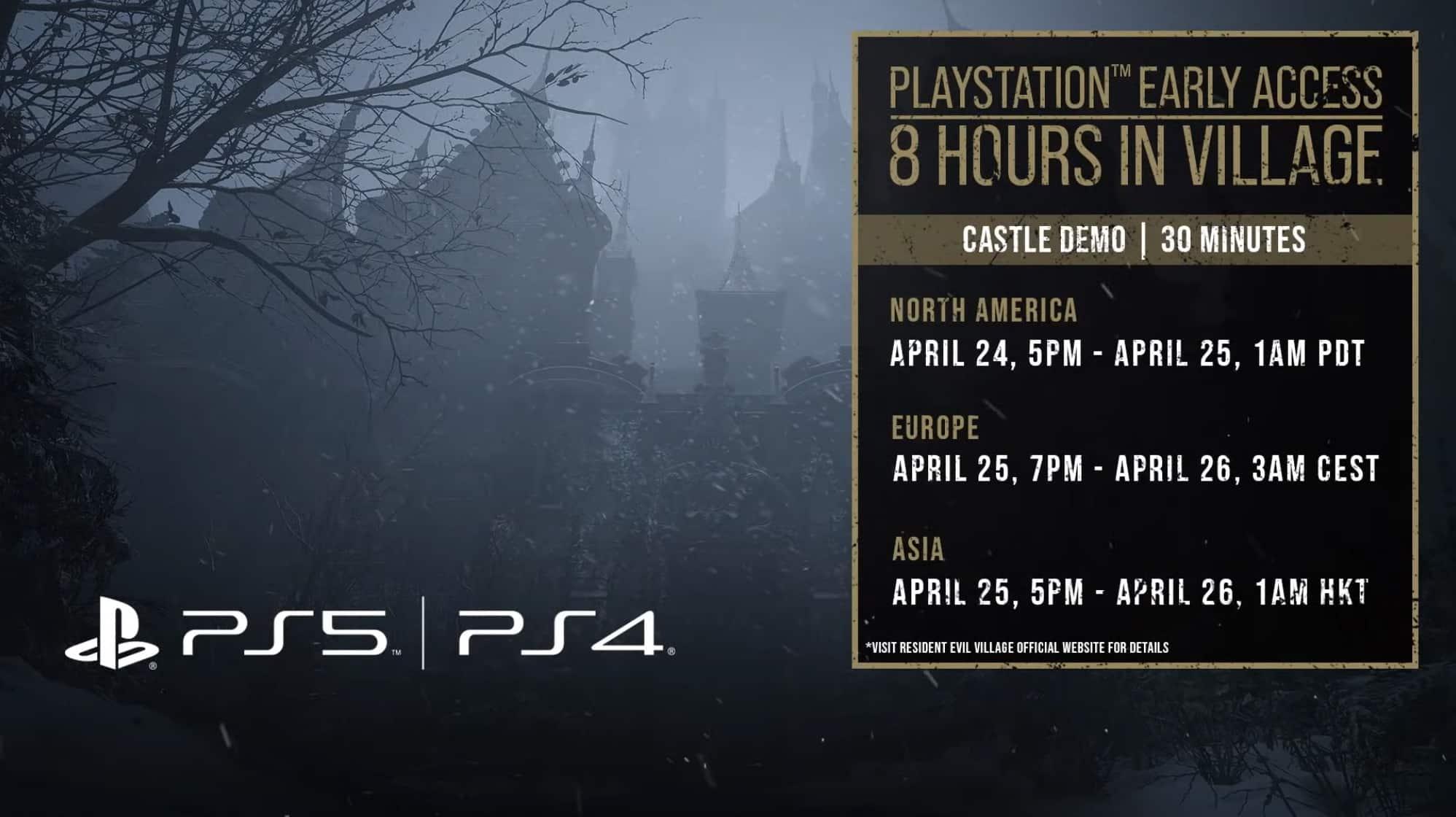 Castle Demo pre PlayStation