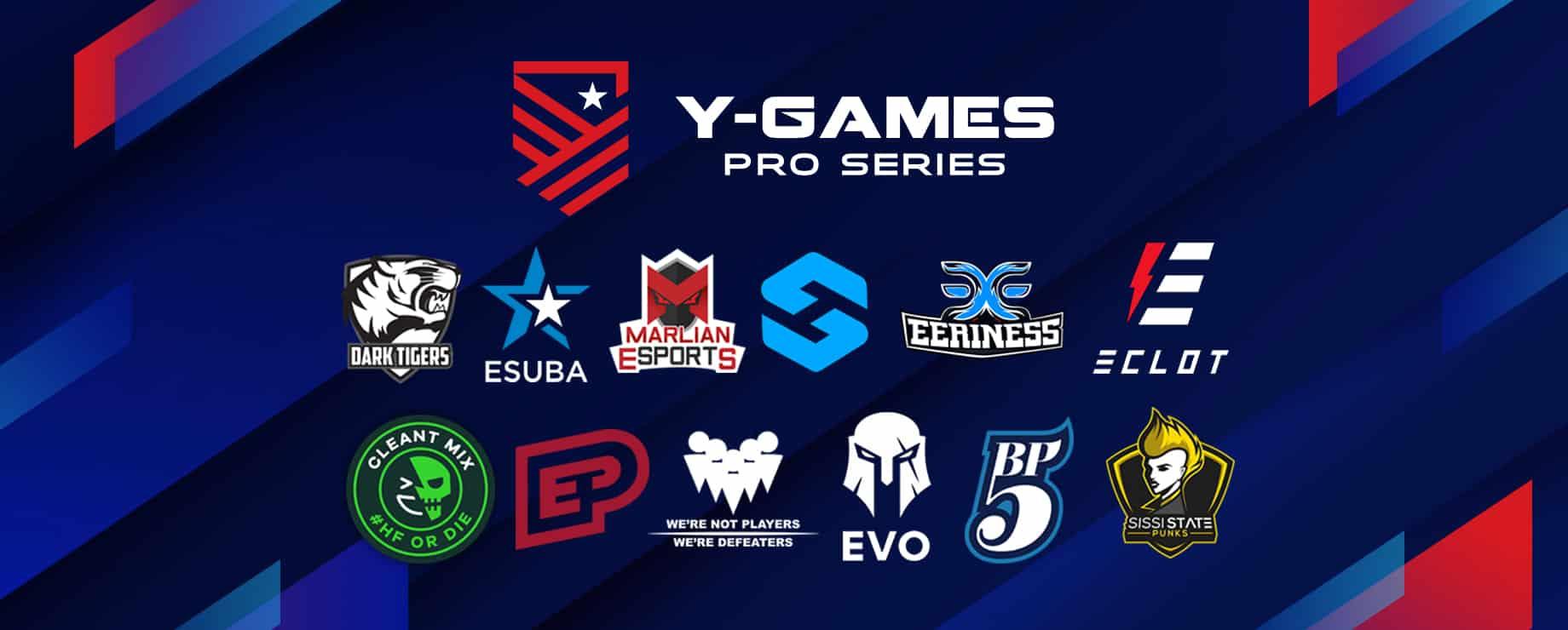 Y-Games PRO Series