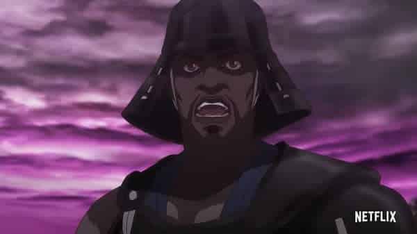 Yasuke Netflix anime