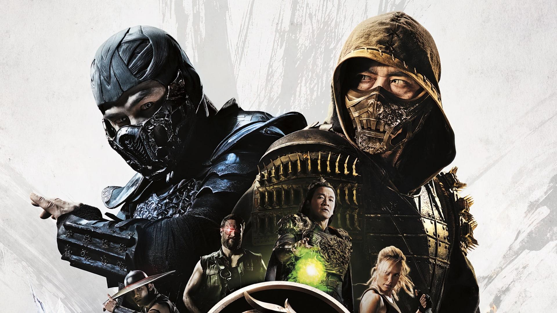 Mortal Kombat 7 minút