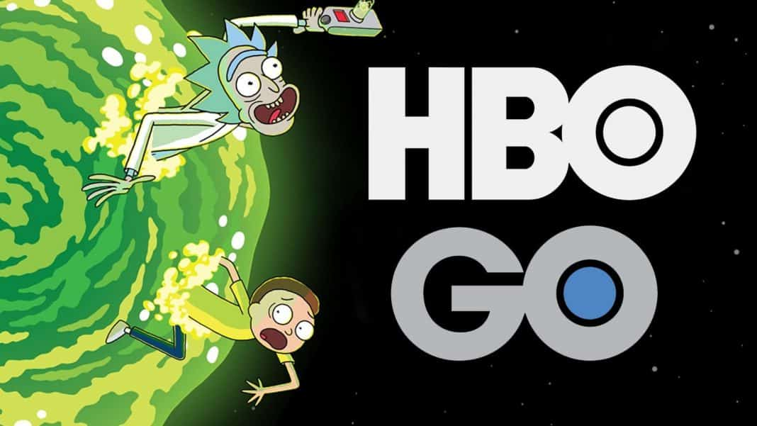 rick a morty hbo go