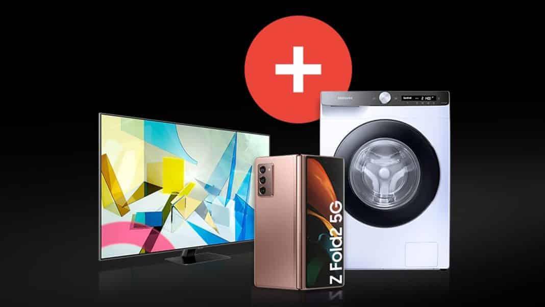 samsung televízor ako bonus