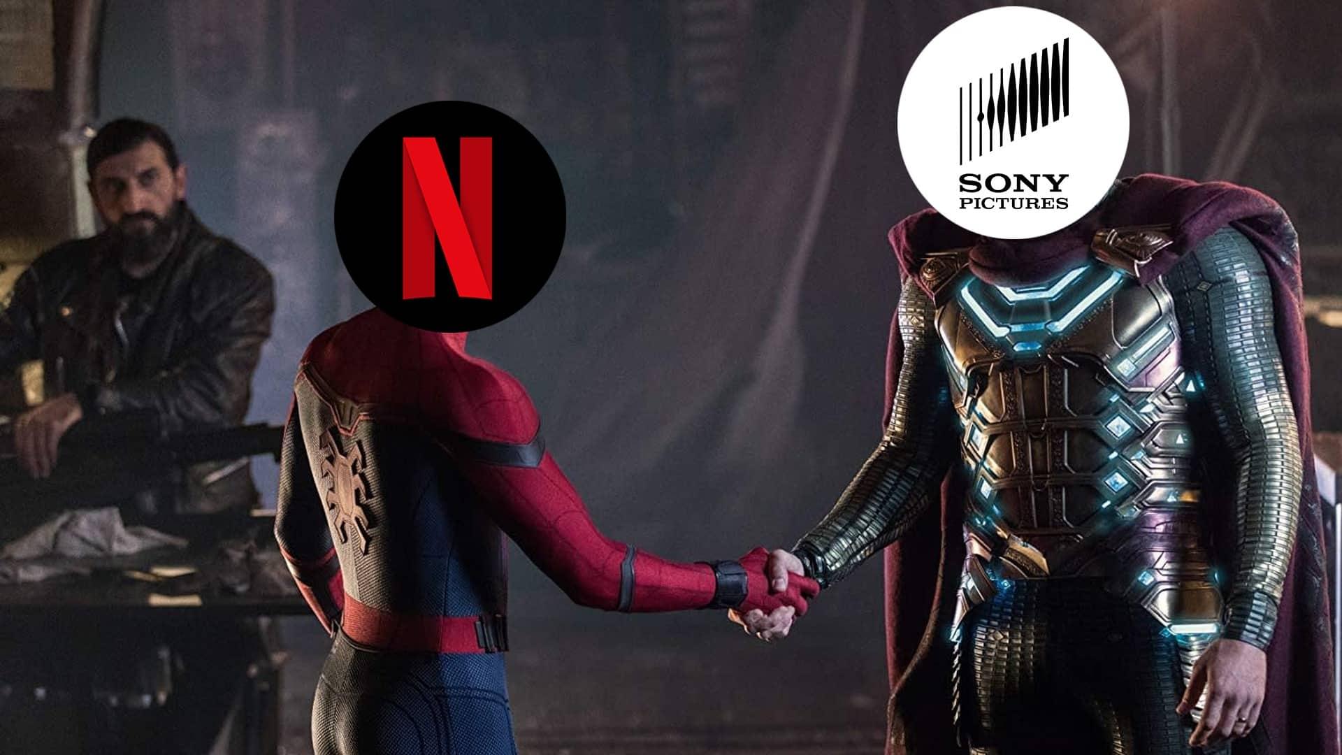 Sony Netflix