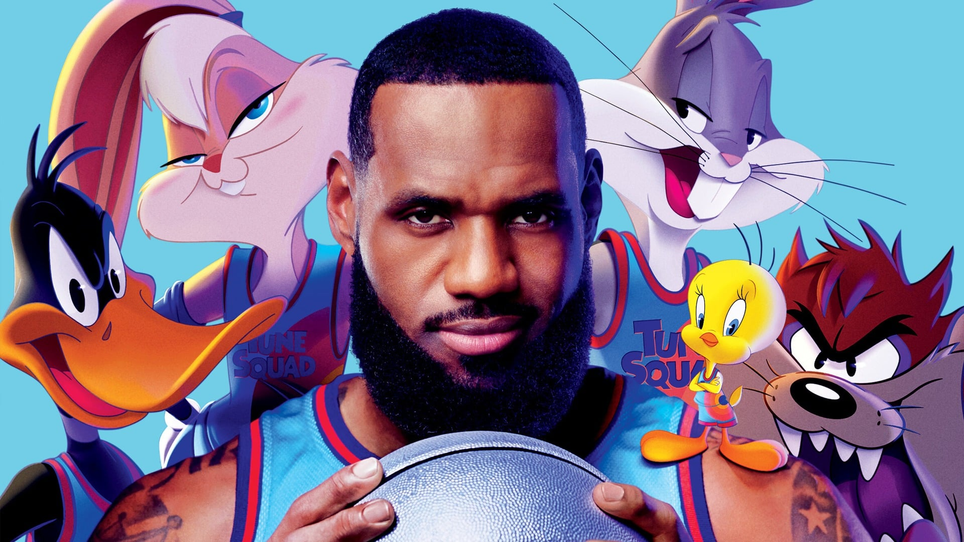 Space Jam: A New Legacy trailer