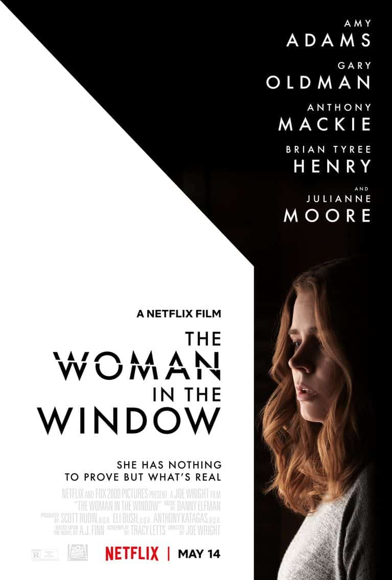 The Woman in the Window trailer plagát