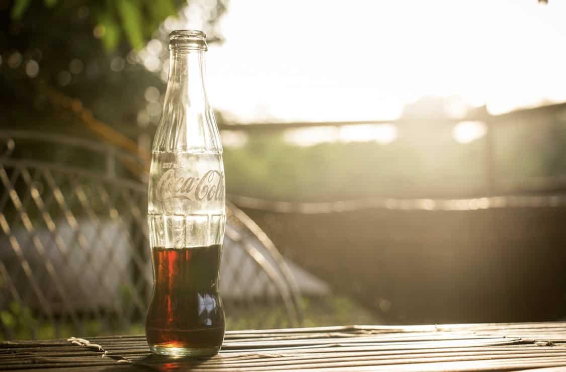 Coca cola vo filmoch