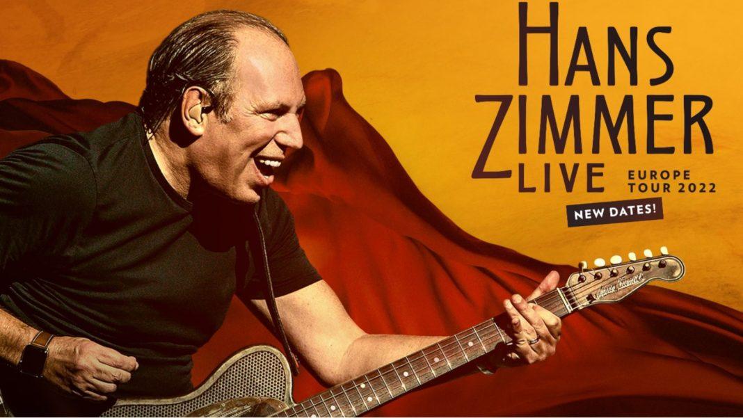Hans Zimmer turné Bratislava