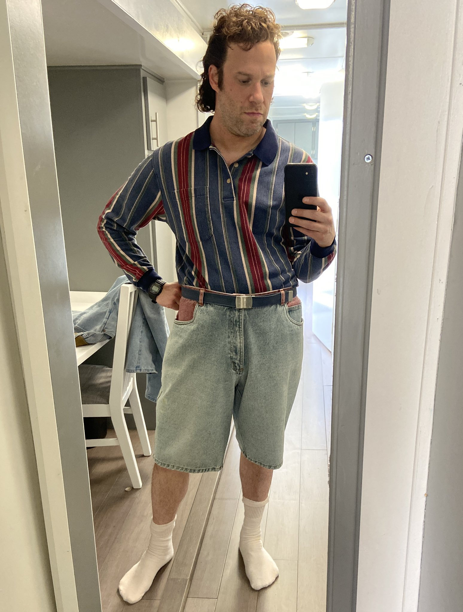 Seth Rogen ako Rand Gauthier